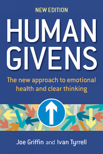Human Givens: The new approach to emotional health and clear thinking - Book