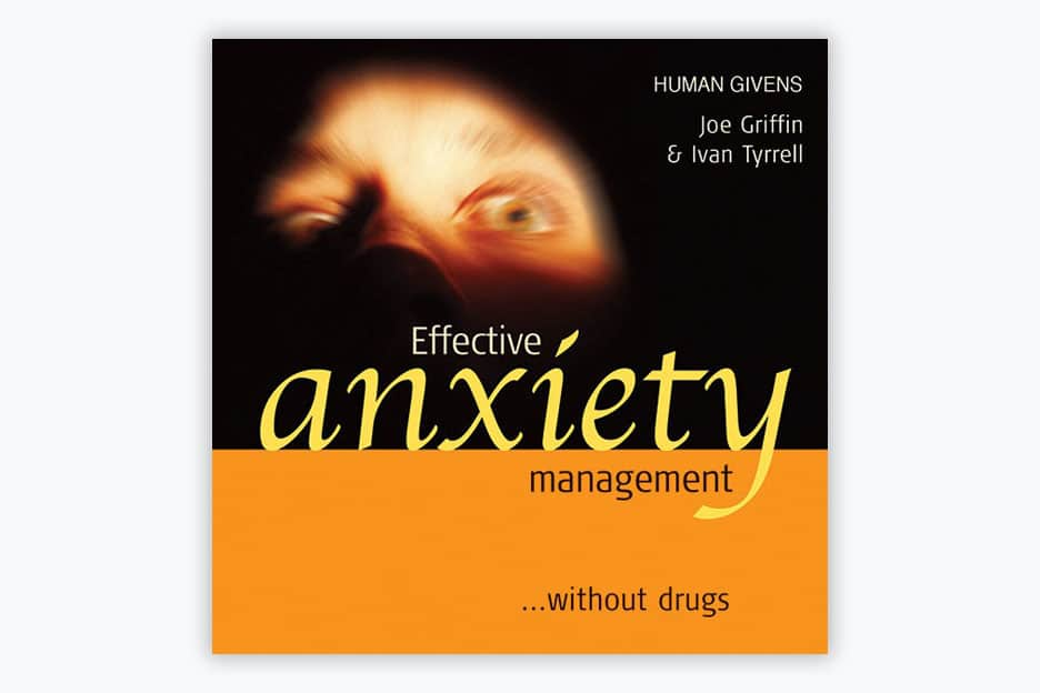 Effective anxiety management - Audiobook