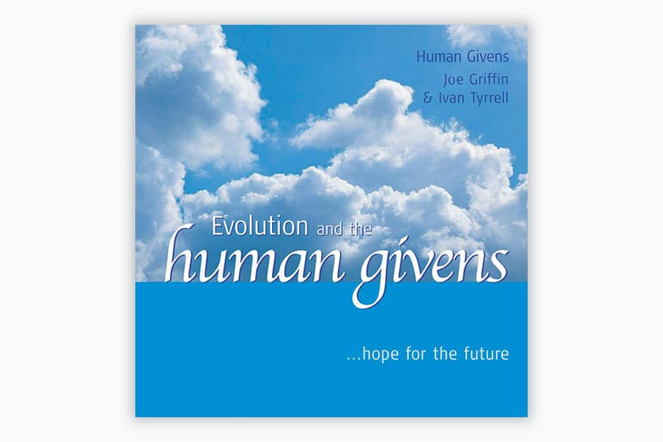 Evolution and the Human Givens - Audiobook