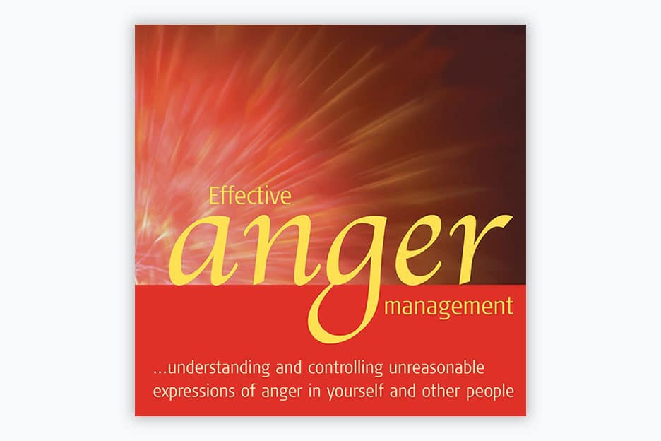 Effective anger management - Audiobook