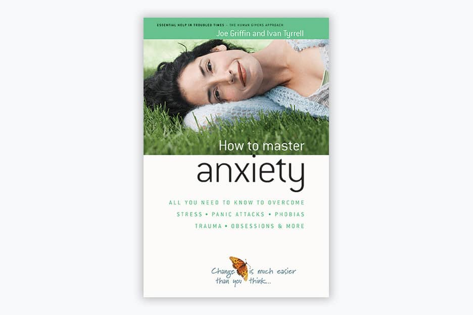How to master anxiety - Book