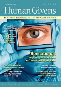 Human Givens Journal - Volume 17, No 2, 2010