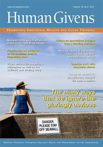 Human Givens Journal - Volume 18, No 2, 2011