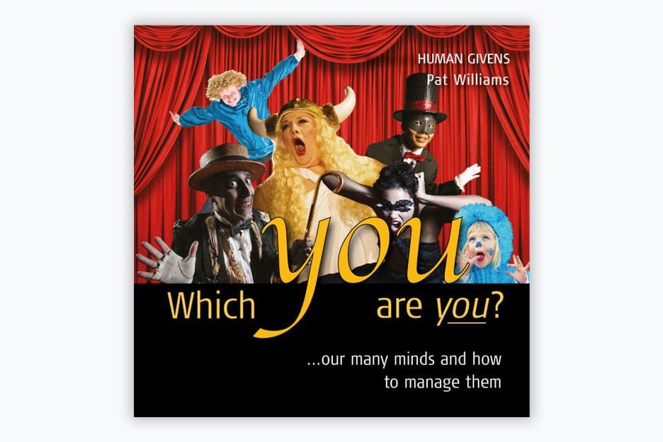 Which you are you? - Audiobook