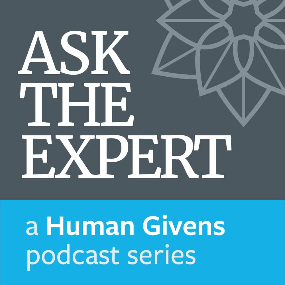 'Ask The Expert' podcast series