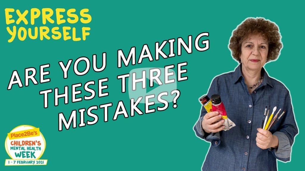 Express Yourself: Three Common Mistakes That Block Children's Self-Expression