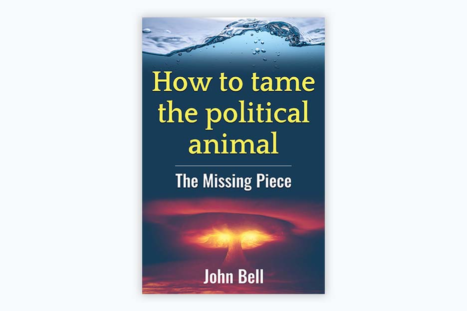 How to tame the political animal book cover