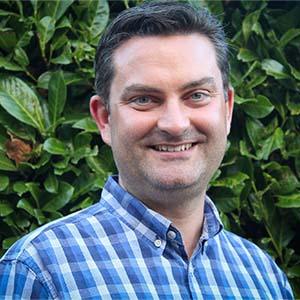 Photo of Jon Neal at Suffolk Mind