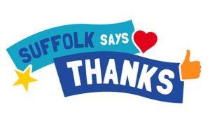 Suffolk Mind - Suffolk says thanks