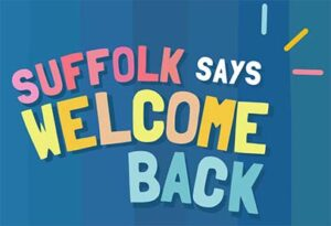 Suffolk Mind - Suffolk says welcome back image